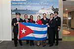 Delta returns to Cuba after 55-year hiatus (30538789194).jpg