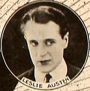 Leslie Austin - Austin from an ad for Democracy: The Vision Restored (1920)