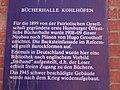 Denkmalschutztafel für die Bücherhalle Kohlhöfen in Hamburg-Neustadt.jpg