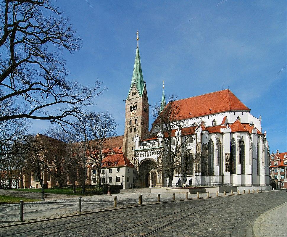 Der Hohe Dom zu AugsburgDSC 2136