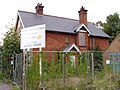Derelict house, Victoria Road, Fleetho - geograph.org.uk - 1126976.jpg
