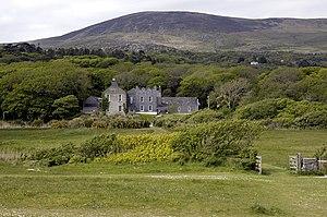 Derrynane House - Derrynane House in 2005