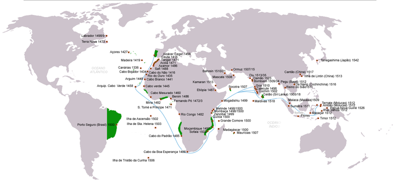 Ficheiro:Descobrimentos e explorações portuguesesV2.png