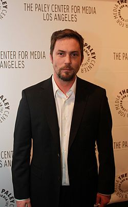 Desmond Harrington at PaleyFest2010.jpg