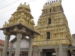 Devanahalli Fort -  Venugopalaswamy temple