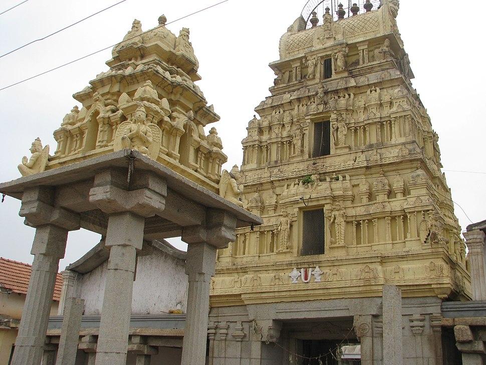 Venugopalaswamy Temple at the historical Devanahalli Fort
