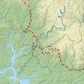Devonport Leat map.png