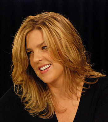 Portrait of Diana Krall at Toronto Indigo Chap...