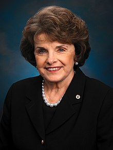 Dianne Feinstein, official Senate photo 2.jpg