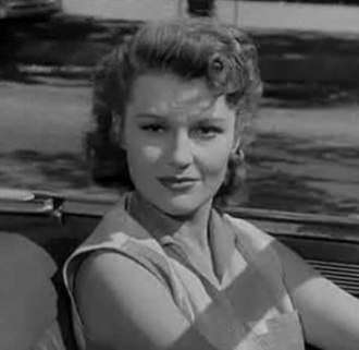 Dianne Foster - Foster in Drive a Crooked Road, 1954