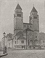 Die Heilige-Geist-Kirche in Düsseldorf, Moltkestraße, erbaut von Prof. Kleesattel, 1911.jpg