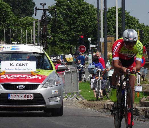 Diksmuide - Ronde van België, etappe 3, individuele tijdrit, 30 mei 2014 (B016).JPG