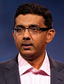 Dinesh D'Souza at CPAC in 2013.jpg
