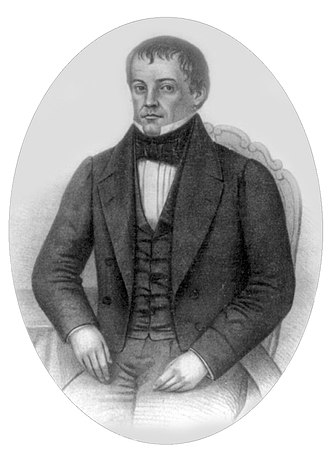 History of the Empire of Brazil - Diogo Antônio Feijó, regent, leader of the Nativists and later of the second Liberal Party. He staged a failed coup to rule as dictator in 1832 and was later arrested due to his involvement in the Liberal rebellions of 1842.