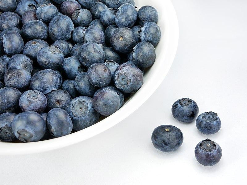 Blueberry dapat meningkatkan kekuatan otak