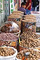 Display of Nuts for Sale on Street - Gaziantep (Antep) - Turkey (5768993642) (2).jpg