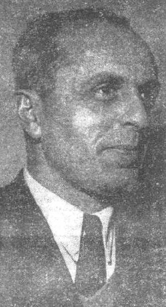 President of the League of Communists of Serbia - Dobrivoje Radosavljević