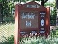 Doerhoefer Park Welcome Sign.jpg