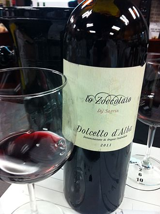 Dolcetto - A Dolcetto d'Alba from Piedmont.