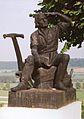 Domrémy, statue Jacques d'Arc, père de Jeanne d'Arc.jpg