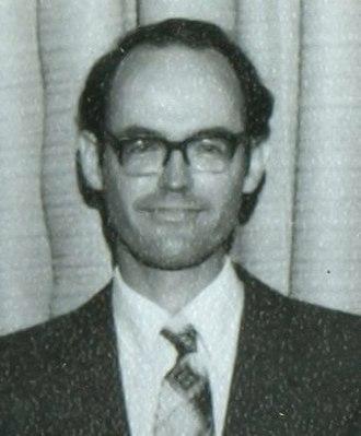 Don Brash - Brash in 1977