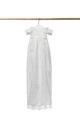 Dopklänning av vit bommulsbatist - Hallwylska museet - 89310.tif