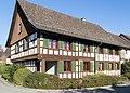 Dorfstrasse 1, Riegelhaus in Mauren TG.jpg