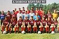 Dorogi Banyasz SC in 1992.jpg