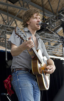 Doug Paisley at Hillside 2011.jpg