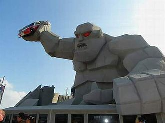 Dover International Speedway - Miles the Monster