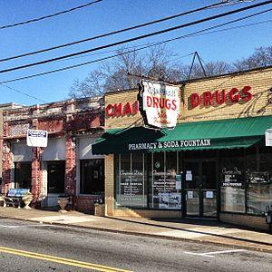 Hapeville, Georgia - Image: Downtown Hapeville, Georgia 2
