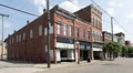 Downtown Point Pleasant, a city on the Ohio River in West Virginia LCCN2015631946.tif