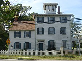 Absecon, New Jersey - Dr. Jonathan Pitney House
