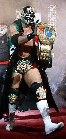 La parka wrestler wiki