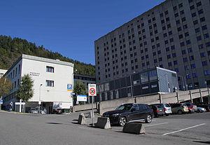 Vestre Viken Hospital Trust - Image: Drammen Sykehus 2011 09 16
