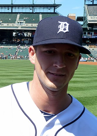 Drew Smyly - Smyly during his tenure with the Detroit Tigers in 2012