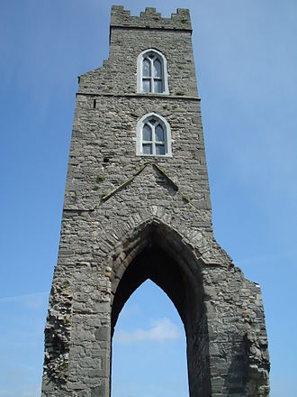 Drogheda - St Mary Magdalene Friary.