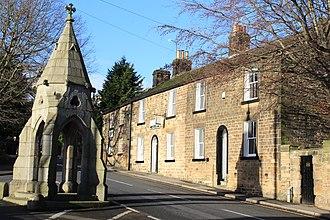 Dronfield - Image: Dronfield High Street.01