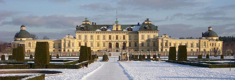 Drottningholms slott'