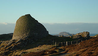 Dun Carloway - Photo of the broch