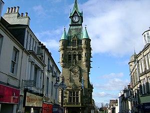Dunfermline City Chambers - City Chambers