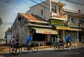 Duong nguyen hue, tet 2016, phuong Long Châu, tx. Tân Châu, An Giang, Việt Nam - panoramio.jpg