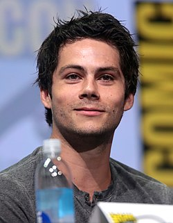 Dylan O'Brien San Diegon Comic-Conissa 2017.