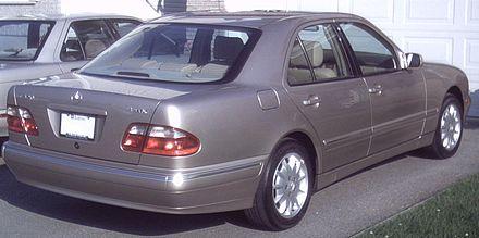 meglio grande vendita stile di moda Mercedes-Benz W210 - Wikiwand