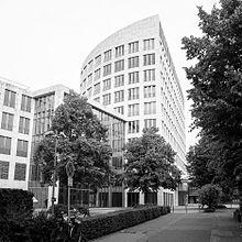 Sitz des Konzerns in Düsseldorf.