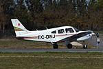 EC-DNJ Piper PA-28 Warrior SCQ.jpg