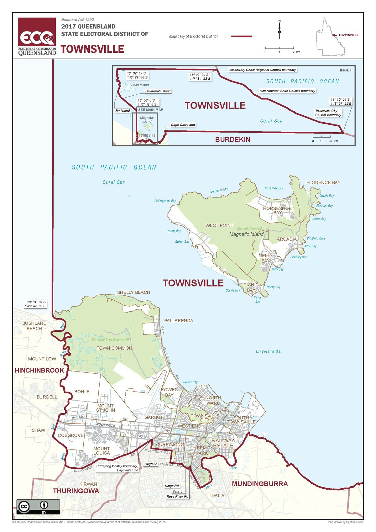 Electoral district of Townsville Wikipedia
