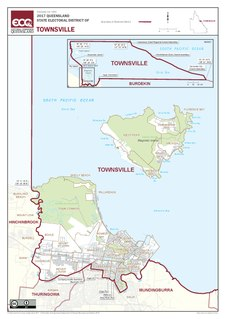 Electoral district of Townsville state electoral district of Queensland, Australia