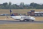 EI-EVN B737-8As Ryanair BHX 14-07-18 (41736063020).jpg