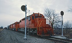 EJE 665 at West Chicago, IL on December 14, 1987 (22815087326).jpg